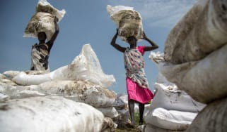 Western aid agencies have a long and complicated history in Africa