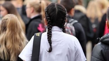 School pupils in Scotland