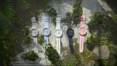 Unicolour Bioceramic Swatch Big Bold watches