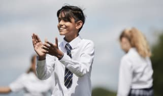 Children at Epsom College