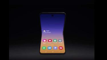 Samsung Flip concept
