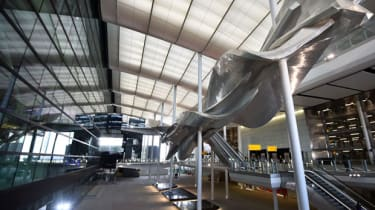 Heathrow Airport Terminal Two