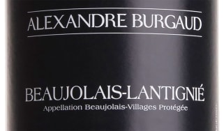 2018 Beaujolais-Lantignié, Alexandre Burgaud, France