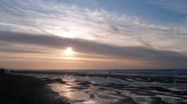 Noordwijk, Netherlands, Beach