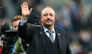 Rafa Benitez will leave his role as Newcastle United manager on 30 June