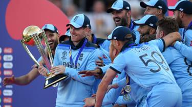 Eoin Morgan England cricket World Cup