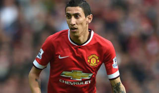 Angel di Maria of Man United