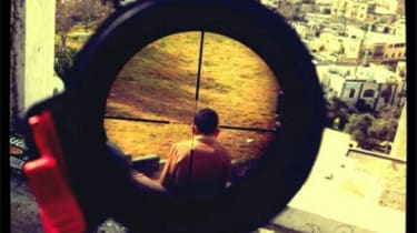 IDF Instagram photo from February
