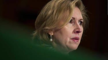 US deputy national security advisor Mira Ricardel