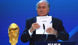 Sepp Blatter Fifa 2018 World Cup