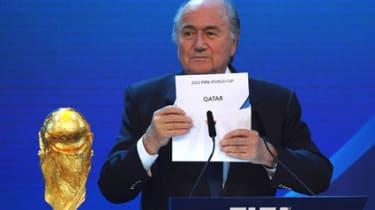 Sepp Blatter Fifa 2018 World Cup