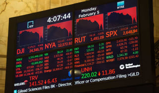 Global markets in chaos after Dow posts one of its worst single day slumps