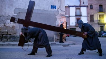 Easter procession Spain