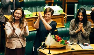 New Zealand MPs