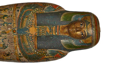 Ancient Lives mummy exhibition