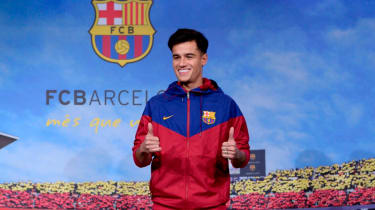 Philippe Coutinho Barcelona Liverpool transfer news