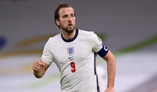 Tottenham striker Harry Kane is captain of the England team