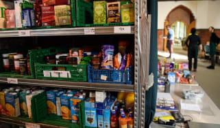 Wandsworth food bank