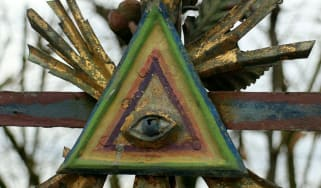 Freemasons Eye of Providence