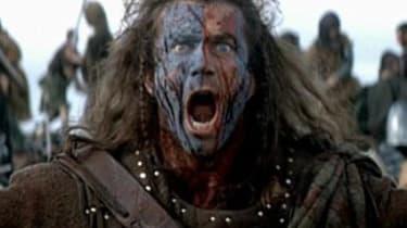 Mel Gibson; Braveheart