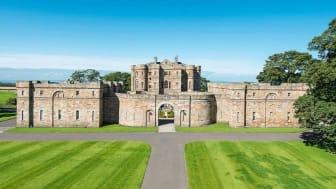 Seton Castle, Longniddry, East Lothian