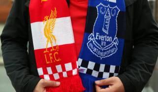 Merseyside derby Everton vs. Liverpool Premier League