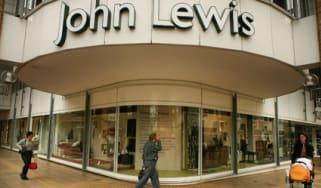 John Lewis; retail; British high street; shopping