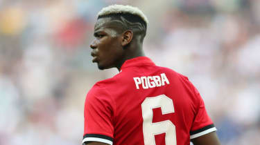 Paul Pogba rejoined Manchester United from Juventus in August 2016