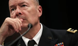 Director of the National Security Agency Gen. Keith Alexander