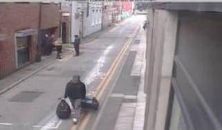 Salman Abedi CCTV footage