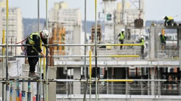 The UK's construction sector grew by 1.6% in February 2021