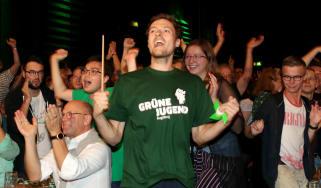 Green party Bavaria Germany
