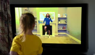 Joe Wicks has launched his 'PE with Joe' video exercise class for kids and families