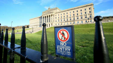 Stormont national assembly