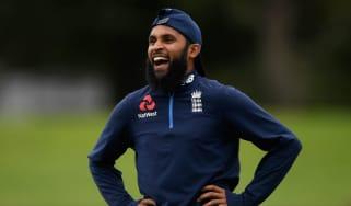 Adil Rashid Test squad England vs. India cricket