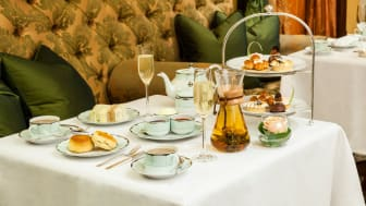 The Dorchester Champagne Afternoon Tea