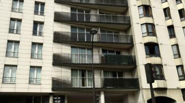 Paris apartment rescue
