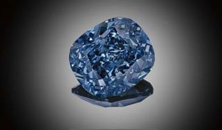 Blue Moon diamond