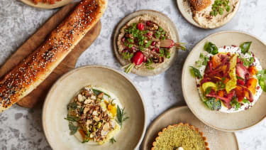 Nutshell Nowruz feast box for two