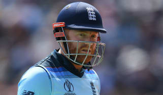 England's Jonny Bairstow has spoken out against the team's critics