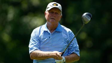 Jack Nicklaus golf majors golf course design Forbes sport rich list
