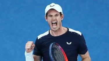 British tennis star Andy Murray had a hip resurfacing operation in January 2019