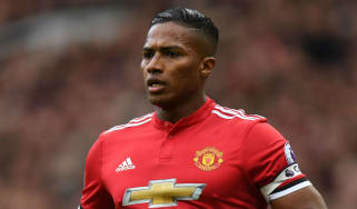 Manchester United skipper Antonio Valencia could leave the club