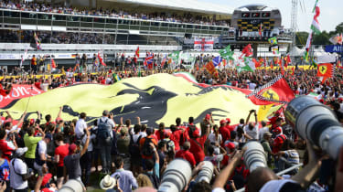 Italian GP Monza preview Ferrari