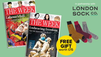 The Week Fathers Day offer