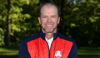 Steve Stricker will be Team USA's captain for the 2020 Ryder Cup