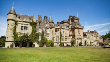Glenapp Castle, Ayrshire, Scotland
