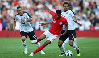 Marcus Rashford England World Cup Costa Rica