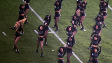 Beyonce Super Bowl 50 Halftime Show