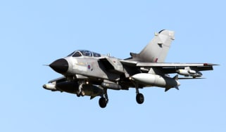 Royal Air Force Tornado aircraft